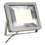 SLV SPOODI Strahler, eckig , 60W, silbergrau, 3000K LED