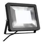 SLV SPOODI Strahler, eckig , 60W, schwarz, 4000K LED