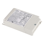SLV TCI LED Treiber, 50VA, 350-1050mA, Dip-Switch, inkl. Zugentlastung, DALI-dimmbar