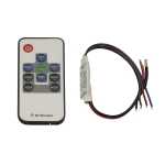SLV EASY LIM RF MINI RGB MASTER,12V/DC and 24V/DC, with remotecontrol
