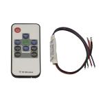 SLV EASY LIM RF MINI RGB MASTER, 12V/DC und 24V/DC, mitFernbedienung