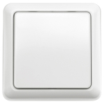 SLV Wireless wall switch, single