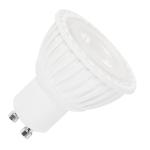 SLV QPAR51 Add-on LED Leuchtmittel, 4, 3W, GU10, 3000K, 40°, nicht dimmbar, weiß