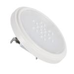 SLV QR111 Retrofit LED lamp, G53,2700K, 40°, white