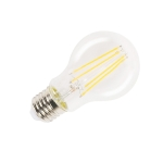 SLV A60 Filament LED, E27, 2700K,806lm, dimmable