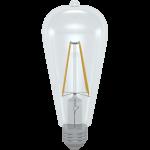 SkyLighting Filament LED ST64 E27 220V 6W 6400K