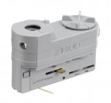 Nordic Global 3 Phasen universal Adapter XTSA68-1 inkl. Zugentlastung und Alu-Nippel grau