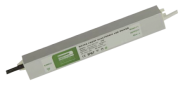 m-light LED-Konverter IP 67 Spannung 12V,230V,30W,Farbe,silber,l =226,b =30,h =20