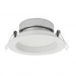 M-Light LED- Downlight round IP46  18W 3000K - A+