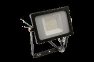 m-light LED-Flutlichtstrahler IP 65,10W,230V,3000K,100°,750lm,30000h,A+,nicht dimmbar,Farbe,schwarz