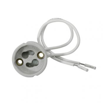 Kanlux HLDR-GU10 Keramik-Lampenfassung
