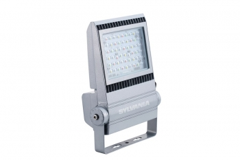 Sylvania Sylveo LED IP66 50W 2500lm RGBW asym