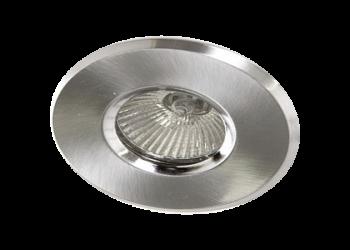 mlight Einbaustrahler-Alu-Druckguß rund IP 44 FT-92147, Farbe, CR