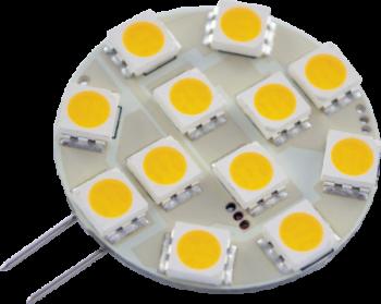 mlight LED-Stift, 2, 4W, 12V, G 4, 4500K, 120°, 120lm, 30000h, A+, nicht dimmbar