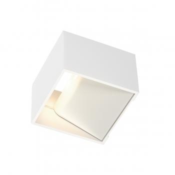 SLV LOGS IN Wandleuchte, LED, 2000K-3000K Dim to Warm, weiß