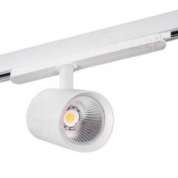 Kanlux LED-3-Phasen-Stromschienenstrahler ATL1 30W-930-S6-W----5 Jahre Garantie----