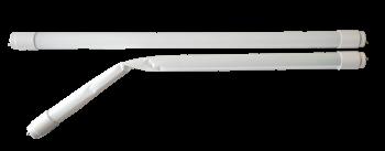 mlight LED-Röhre Splitterschutz, 24W, 230V, G13, 6500K, 270°, 2800lm, 30000h, A+, nicht dimmbar