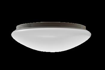 mlight LED-Deckenleuchte round mit Sensor IP44, 22W, 230V, 4000K, 120°, 1980lm, 40000h, A+, nicht dimmbar, Farbe, weiss