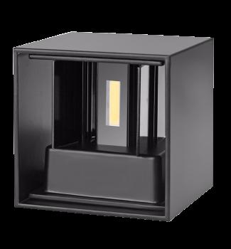 Mlight LED-Außenwandleuchte CUBE