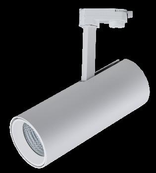 Mlight LED-Schienenstrahler SPOT 20W, silber