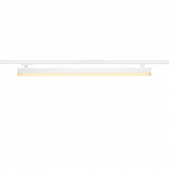 SLV SIGHT DALI für Hochvolt-Stromschienen 3Phasen, LED, 3000K, weiß, inkl. 3 Phasen-Adapter