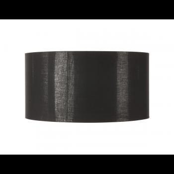 SLV FENDA Leuchtenschirm, schwarz/kupfer, Ø70cm