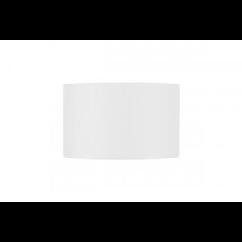SLV FENDA Leuchtenschirm, D455/H280, weiß