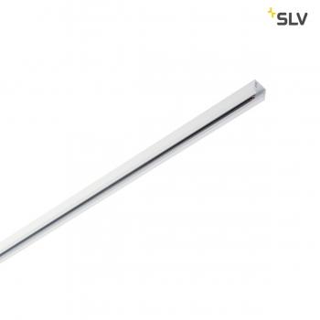 SLV STROMSCHIENE, für D-TRACK 2 Phasen Stromschienensystem, weiß, 1m