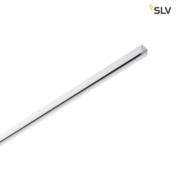 SLV STROMSCHIENE, für D-TRACK 2 Phasen Stromschienensystem, weiß, 2m