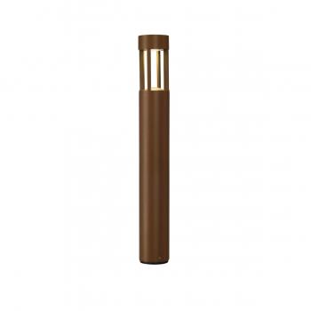 SLV SLOTS 65 Stehleuchte, rostfarben, 6, 3 W LED warmweiß