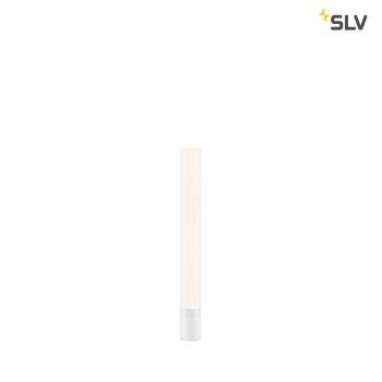 SLV LIGHT PIPE, Wege- und Standleuchte, LED, 2700K, weiß, Ø/H 10/90 cm