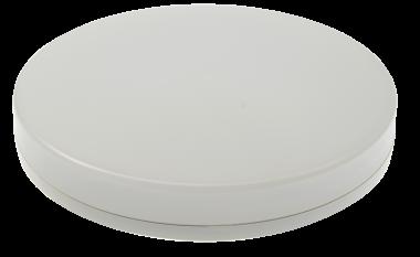 m-light LED-Deckenleuchte VALUNA IP 44 round,15W,230V,3000K,120°,1200lm,30000h,A+,nicht dimmbar,Farbe,weiss