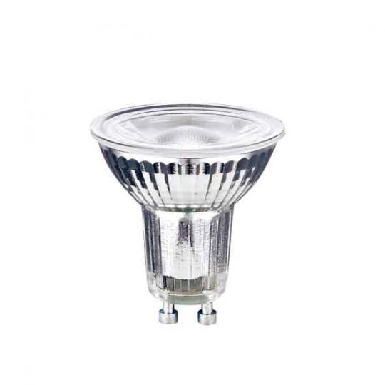LM LED Glas Refl. 38° 4,5W-350lm-GU10/830