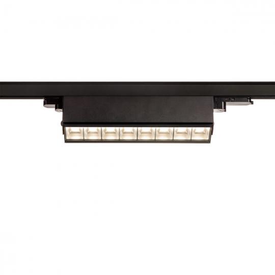 SLV 3 Phasen System Leuchte SIGHT MOVE DALI, schwarz 4000K