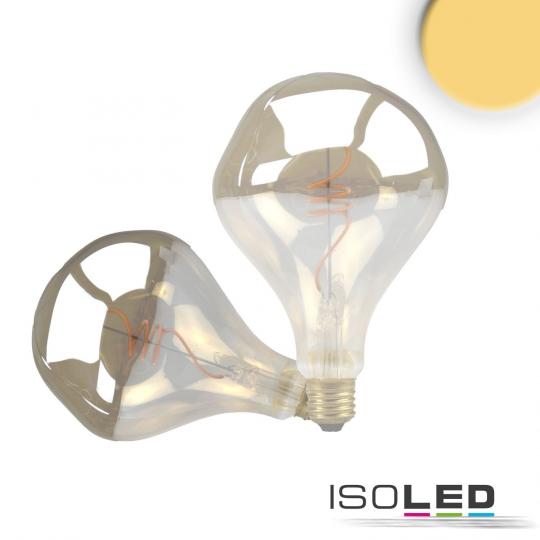 ISOLED Vintage Line LED Roundbulb A125, smoky