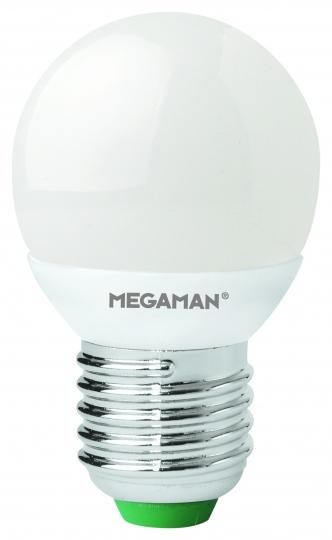 Megaman MM LED Dimmbar Classic opal 3.8W-E27/928 - warmweiß