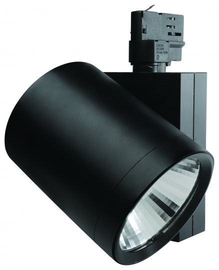Megatron MODENA Tracklight 15° für 19W TECOH MHx schwarz