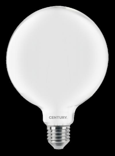 Century LED Filament Globe125 matt - 10W - kaltweiß
