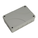SLV IP56 junction box for3-channel receiver module