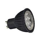 SLV LED GU10 Leuchtmittel, 4, 3W, sMD LED, 2700K, 40°, nicht dimmbar