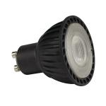SLV LED GU10 Leuchtmittel, 4, 3W, sMD LED, 3000K, 40°, nicht dimmbar