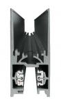 Concord Lytebeam Systemschiene 3000mm silber Leuchte Concord - 1 Stück