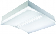 Concord Officelyte Modul 625 TC-L 1x55W EVG weiss+LM Leuchte Concord - 1 Stück