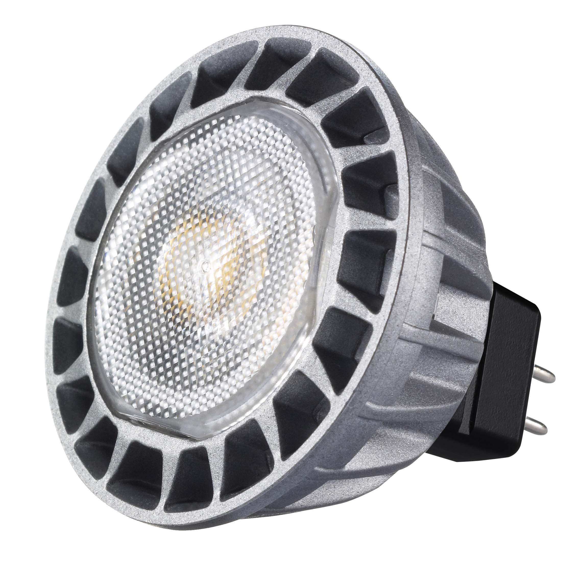 Sylvania RefLED Superia MR16 GU5,3 8W 621lm 840 40° SL LED-Lampe - 1 ...