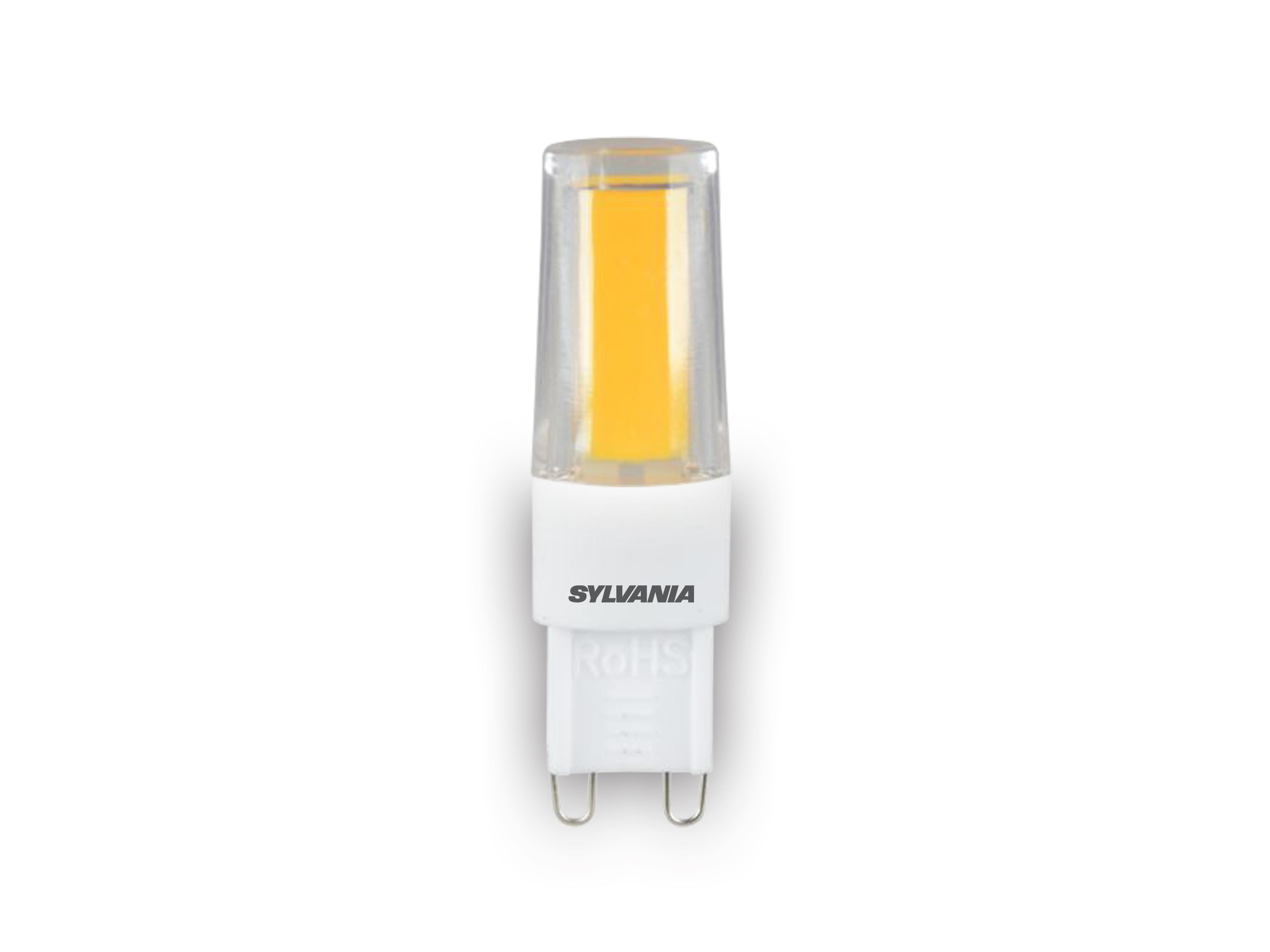 Sylvania toledo g9 3 5w 400lm 827 kl sl led lampe 1 stück eek: a