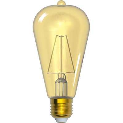 i light led filament fadenlampe 6w 2200k glas e27 g nstig online kaufen bei. Black Bedroom Furniture Sets. Home Design Ideas