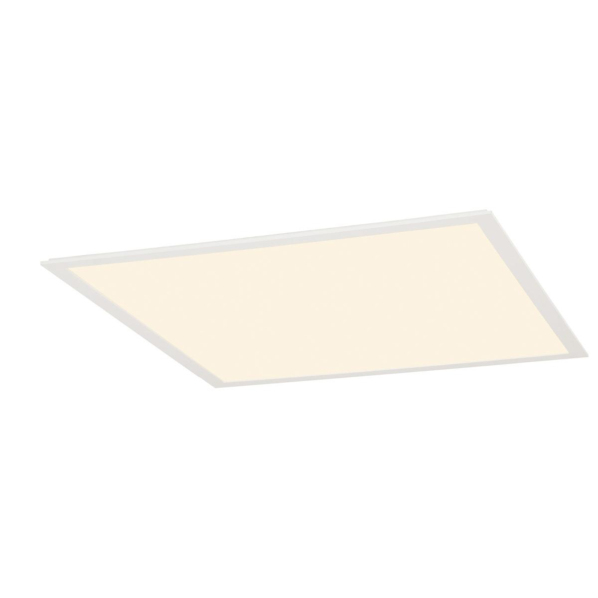 slv led panel f r rasterdecken weiss 230v 3000k 620x620mm g nstig online kaufen. Black Bedroom Furniture Sets. Home Design Ideas